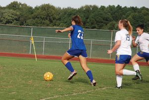 Decatur Girls Blank Tribe For First Win