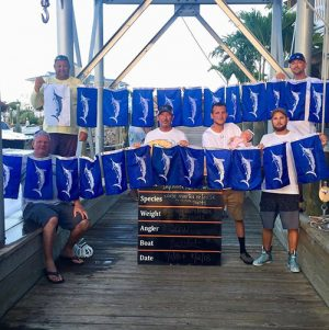 Hot Billfish Bite Continues In Club Tourney