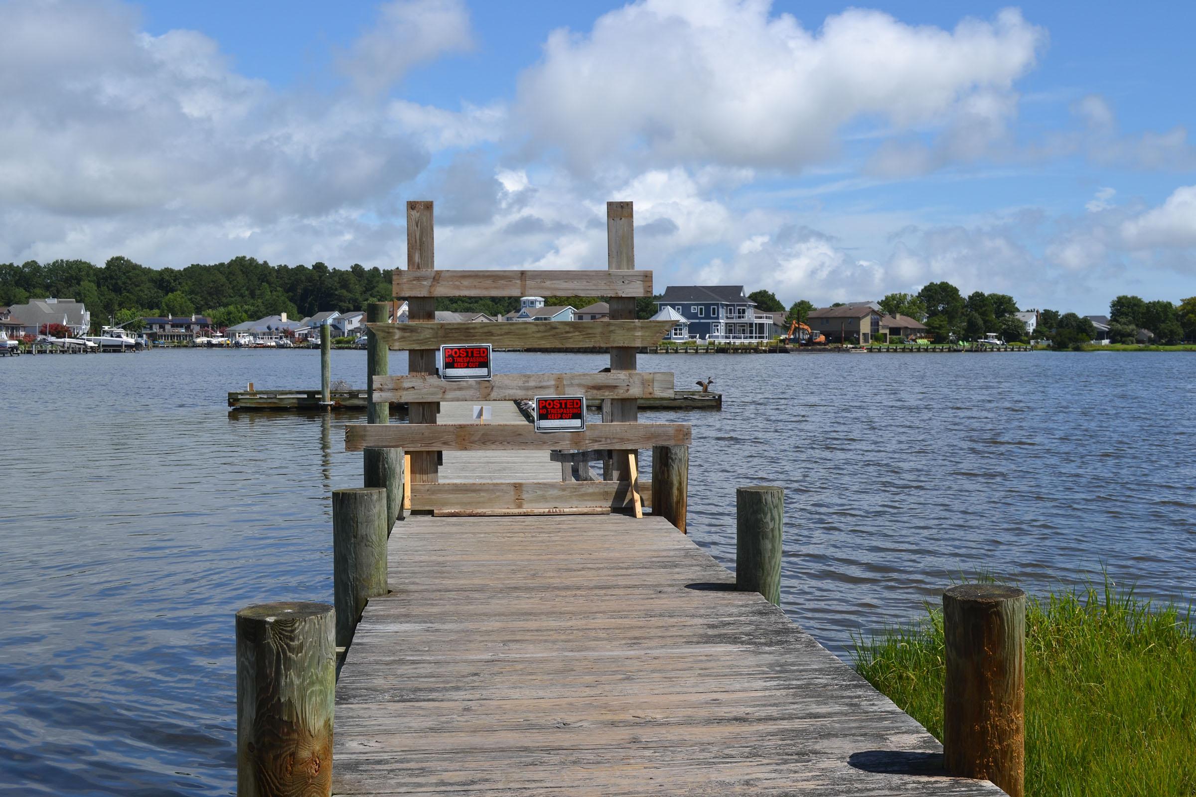 09/11/2018 | Ocean Pines Exploring Crabbing Pier Options