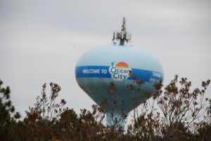 Golf Ball Water Tower Cost Gives Council Sticker Shock; Bids Reviewed For New 64th Street Tower Look