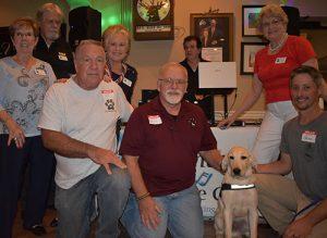Delmarva Hand Dance Club Donates $2,000 To Vietnam Veterans Of America
