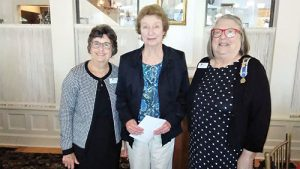 General Levin Winder Chapter Of The Daughters Of The American Revolution Welcome New Member