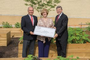 Henson Foundation Presents Wor-Wic Community College With $10,000 Donation For The College's Food For Students Initiative