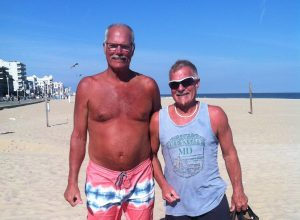 Good Samaritans Partner On Rescuing Distressed Swimmers In OC