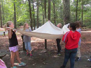 Fifth Graders At Berlin Intermediate Participate In Outdoor Education Program At Shad Landing