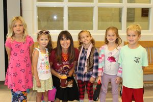 "Ocean City Elementary Students Enjoy ""Mix And Match"" Spirit Day"