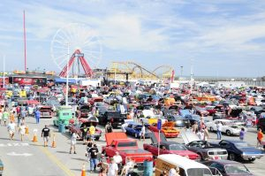 Fall Cruisin Event Kicks Off Thursday In Ocean City; US 13 Dragway Offering Contests Friday, Saturday