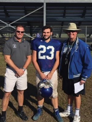 """Connor Carpenter Named Atlantic Physical Therapy """"Tough Guy Of The Week"""""""