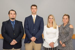 Worcester County Inducts New Members Into Phi Theta Kappa At Wor-Wic Community College