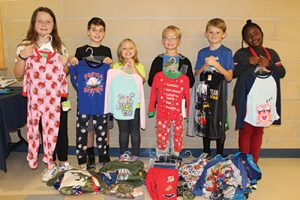 Ocean City Elementary School Holds 2nd Annual Pajama Drive