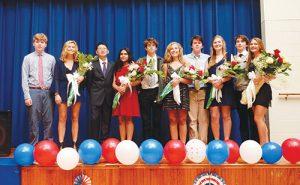 Worcester Preparatory School Hosts Upper School Homecoming Dance