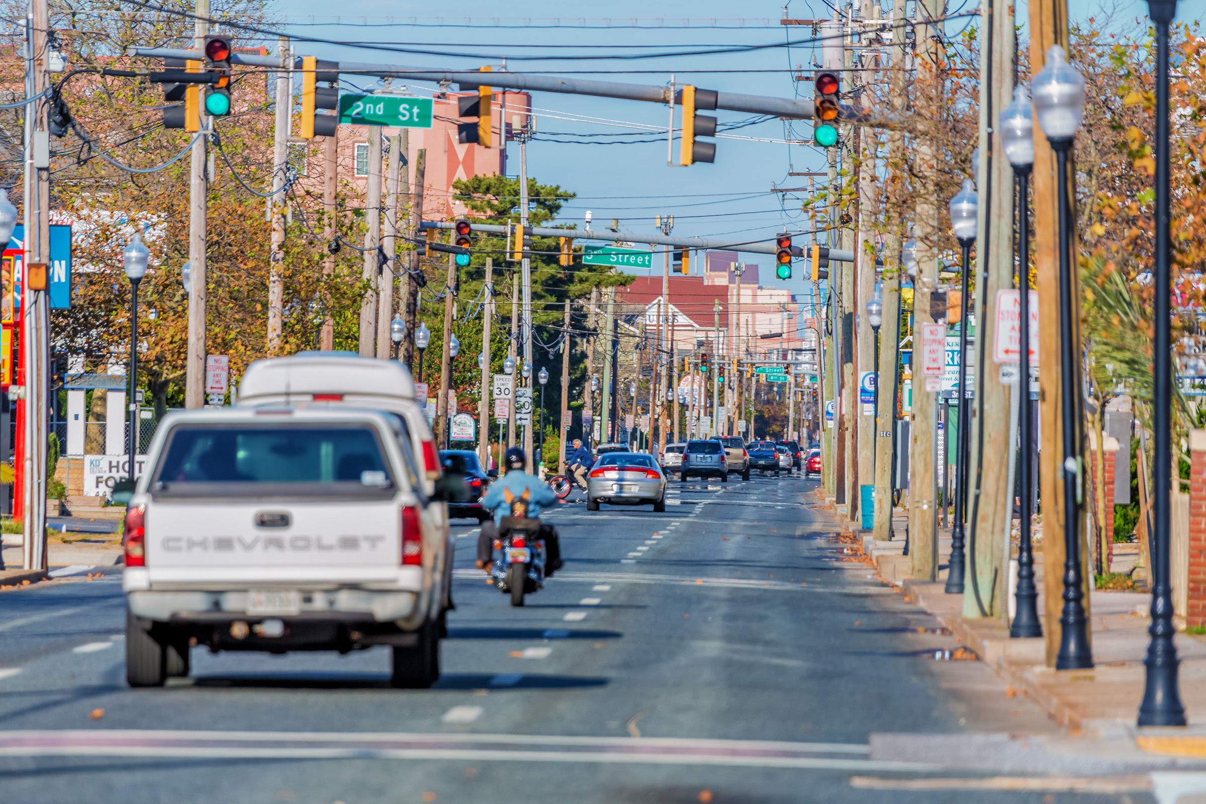 Baltimore Avenue options presented, public workshop planned