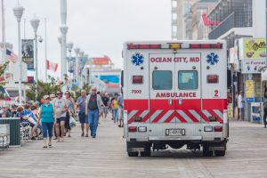 Ocean City Voters To Decide Referendum; Council, Union Disagree On Arbitration's Impact