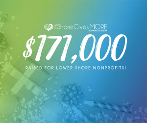 'Shore Gives More' Campaign Sets Another Fundraising Record