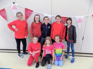 Most Blessed Sacrament Catholic School Celebrates Red Ribbon Week