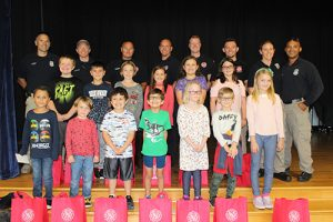 OC Fire Department Sponsors Fire Prevention Week Poster Contest At OC Elementary
