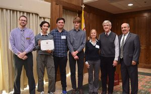 Worcester Prep School Math Team Finishes First At Eastern Shore H.S. Mathematics Competition