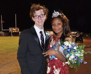 SD High School Names Homecoming King And Queen