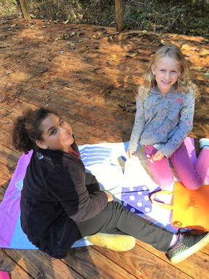 Ocean City Elementary Fourth Graders Travel To Furnace Town