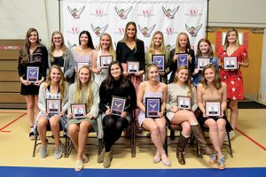 Worcester Prep Names Girls Varsity Fall Sports Winners