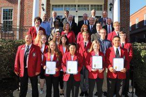 Worcester Tech Students Success Recognized