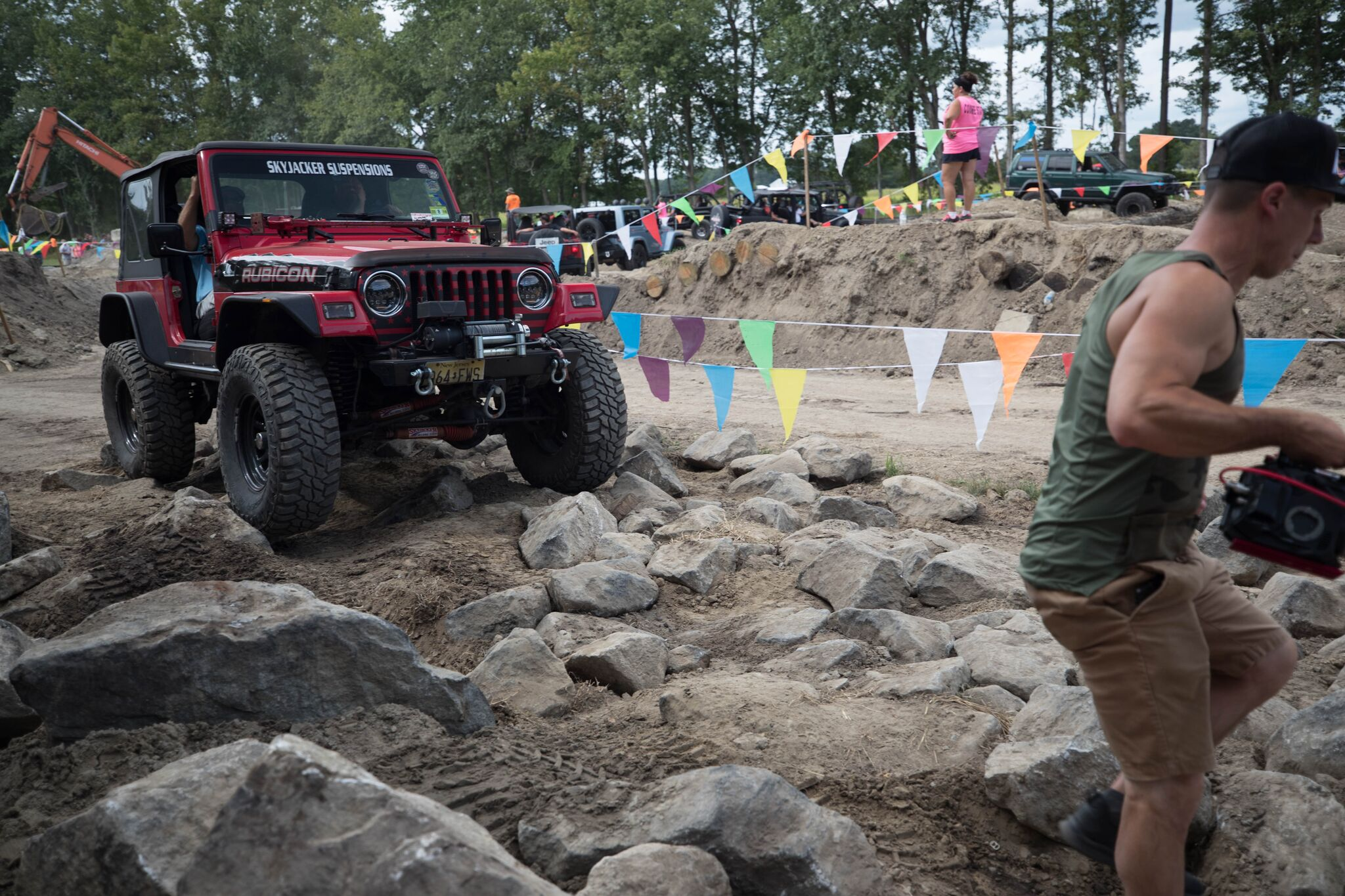 11 13 2018 Off Road Jamboree Event Set For Pittsville This