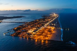 Coastal Highway Lighting Decision Divides City Council