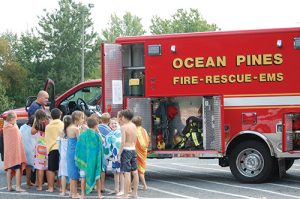322 Fourth Graders Complete Water Safety Program
