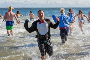 AGH's Penguin Swim To Celebrate 25th Anniversary