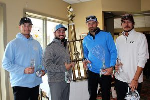 Coastal Association Of REALTORS® Hosts First Charity Golf Tournament