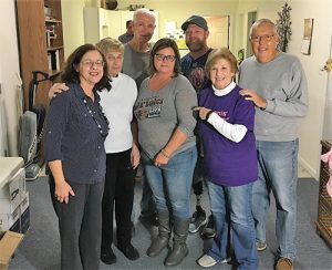 Diakonia Receives Donations From Kiwanis Club