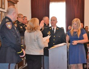 Worcester Sheriff Crisafulli Sworn In