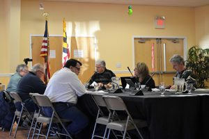 Ocean Pines Board Ranks Priorities