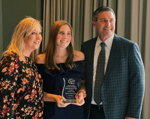 Worcester Preparatory School Junior Abigail (Abi) Plylar Named 2018 Youth Philanthropist Of The Year