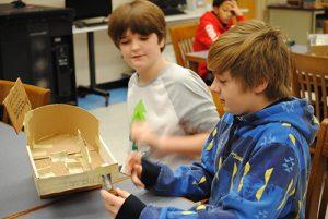 Berlin Intermediate STEM Students Design Arcade Games