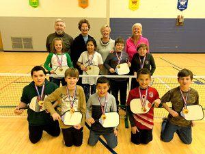 Ocean Pines Pickleball Club Completes After-School Program For Berlin Intermediate School Students
