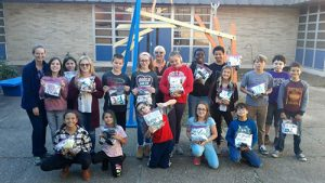 Berlin Intermediate After School Academy Random Acts Of Kindness Club Put Together Blessing Bags