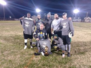 Assassins Win 6th Straight Flag Football Title