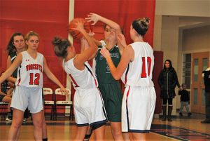 Worcester Girls Continue Torrid Start