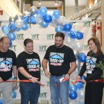Channellock ribbon cutting from left Rick Stephens Ryan DeArment Jon DeArment Tammy Hauck