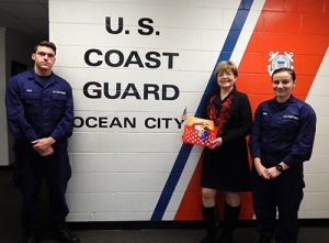 Republican Women Of Worcester County Collect $380 To Donate To Coast Guard