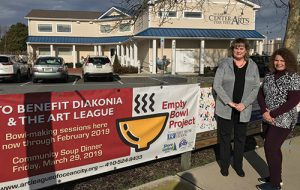First Shore Federal Sponsors 5th Annual Empty Bowl Project