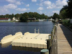 Docks To Promote Outdoor Tourism