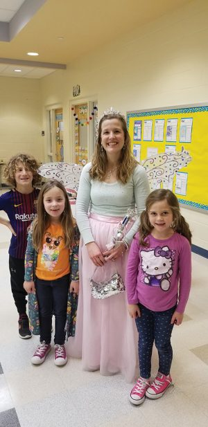 Tooth Fairy Visits Ocean City Elementary School First Grade Students