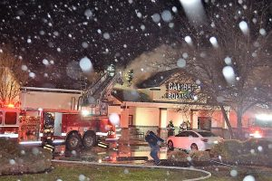 West Ocean City Business Fire Cause Classified As Accidental