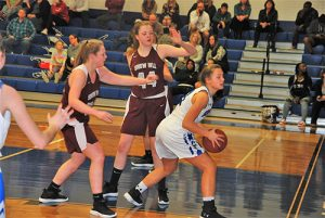Decatur Girls Complete Sweep Of Snow Hill