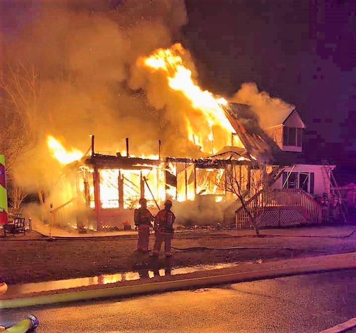 UPDATE: Community Rallying For Local Family Displaced By Fire