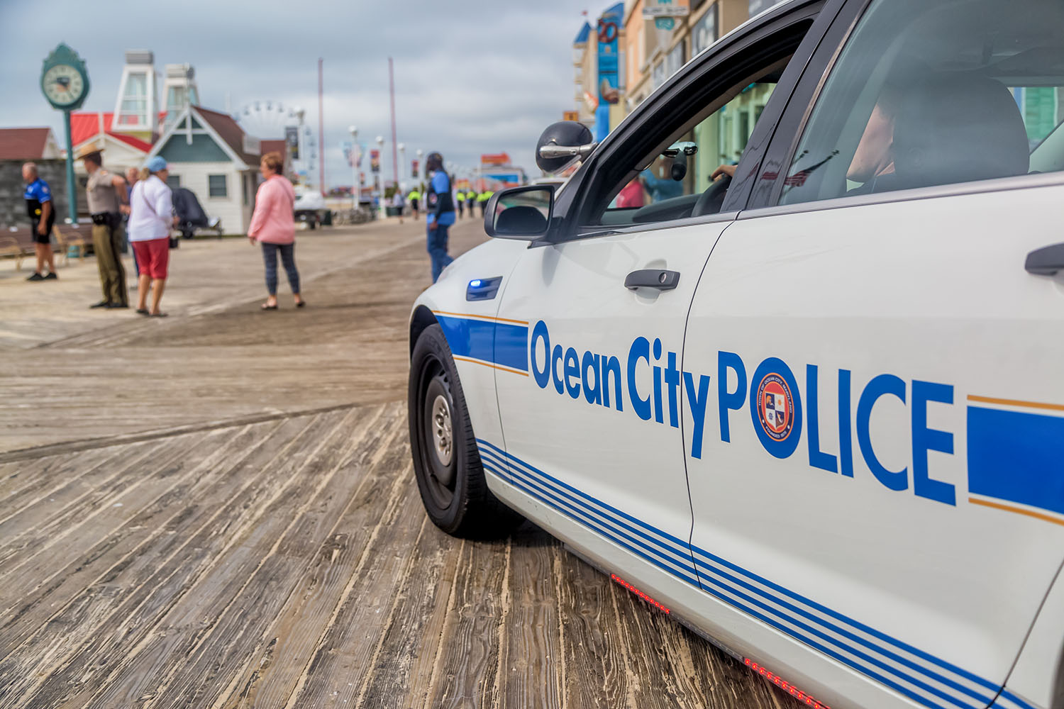 Report Finds Ocean City Crime Hit '28-Year Low' In 2018
