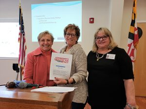 Assateague Coastal Trust And Coastkeeper Kathy Phillips Guest Speaker At Democratic Women's Club Of Worcester County Meeting