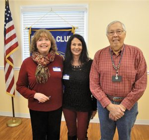 Ocean Pines Children's Theater Director And Musical Director Guest Speakers At Kiwanis Club Meeting
